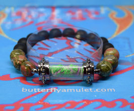 R12 . Butterfly Bracklet
