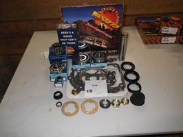 diff kits versnellinsbakkit en tussenbak kits