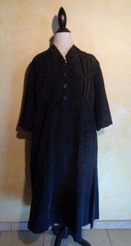 Robe noire 40's T.46