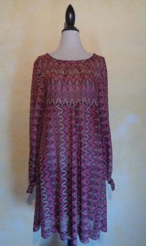 Robe crochet 70's T.40-42