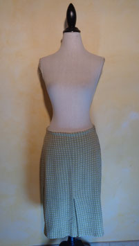 Jupe jersey 70's T.42