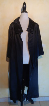 Manteau satin 50's T.42