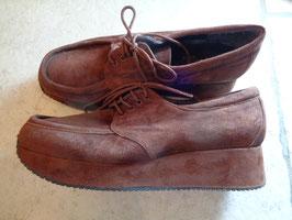 Chaussures daim Kelian P.39