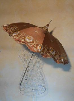 Parapluie cheval 60's
