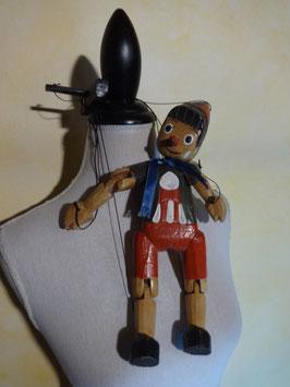 Marionnette Pinochio bois