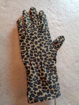 Gants léopards