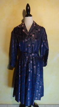 Robe violette 50's T.36