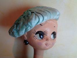 Bibi turquoise 50's