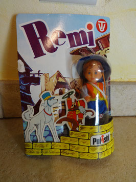Figurine Remi sans Famille 70's