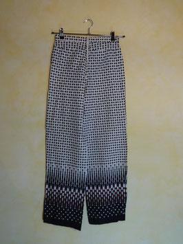 Pantalon graphique 80's T.36