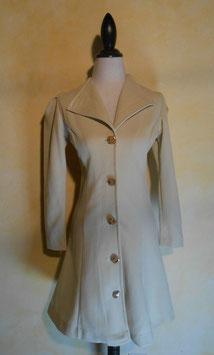 Robe beige 60's T.36