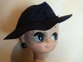 Chapeau bleu 50's
