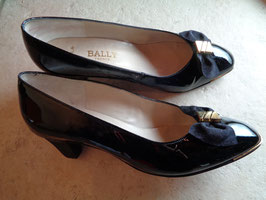 Chaussures vernies Bally P.40