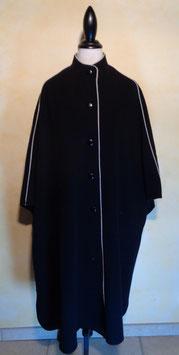 Cape laine noire 80's T.U