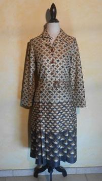 Robe chemise 70's T.36