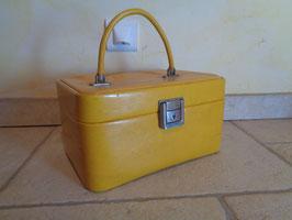 Vanity jaune 60's