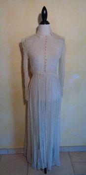 Robe plumetis 1900 T.36