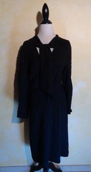 Robe lavalière 50's T.42