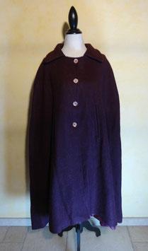 Cape laine violette 60's T.42