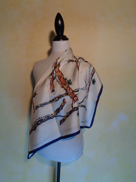 Foulard branches