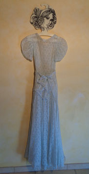 Robe bleue 1900 T.34