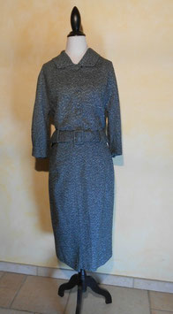 Ensemble laine 50's T.36-38