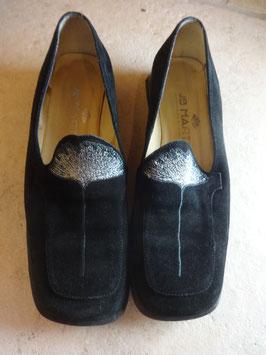 Chaussures brodées JB Martin P.37