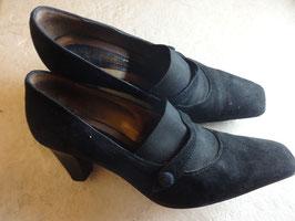 Chaussures veau velours P.37,5