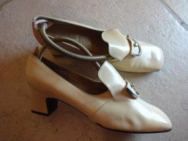 Chaussures beiges JB Martin 60's P.38
