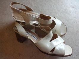 Sandales cuir Rykiel P.37