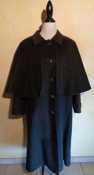 Manteau cape T.40