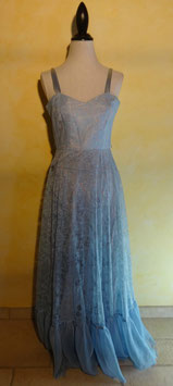 Robe cocktail dentelle 60's T.36