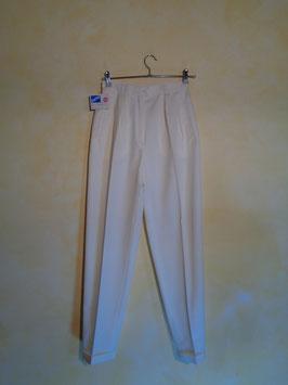 Pantalon blanc 90's T.38