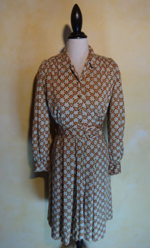 Robe losanges 70's T.36