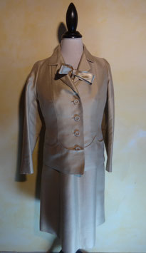 Ensemble beige 50's T.36