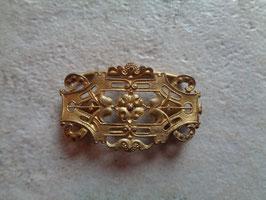 Pince à foulard 1900