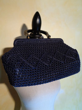 Sac à main crochet 60's
