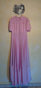Robe rose 1900 T.34