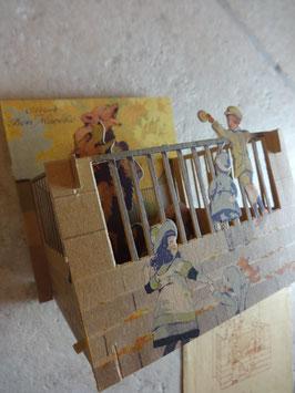Constructions enfantines du Bon Marché : Ours