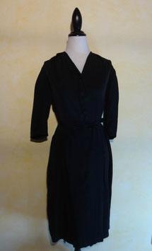 Robe noire 50's T.38