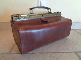 Doctor's bag tout cuir