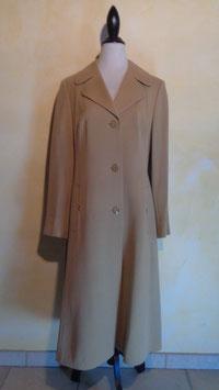 Manteau jersey 70's T.40
