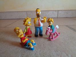 Figurines Simpsons