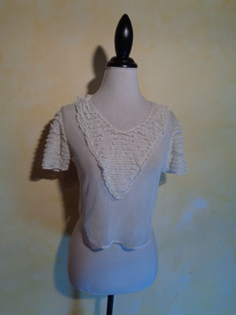 Top tulle 20's T.38