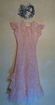 Robe fleurie 1900 T.34