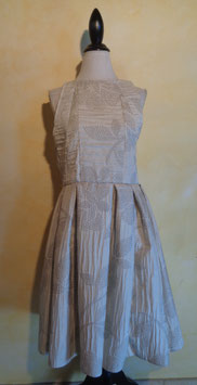 Robe grise 60's T.40