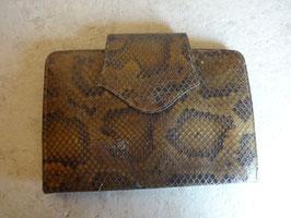 Pochette serpent 40's