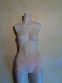 Shorty coton rose 60's T.40