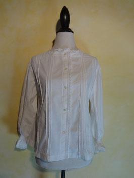 Chemise coton blanc 1900 T.36