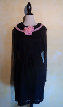 Robe voile 60's T.40